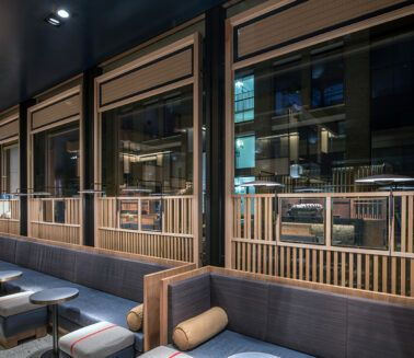 The Nobu Hotel, Willow Street, London EC2A 4BH 30 August 2018